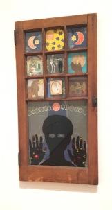 Black Girl's Window - Beyte Saar